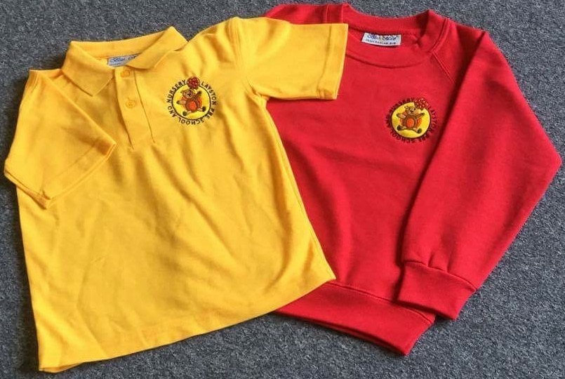 Layston Preschool and Nursery Uniform